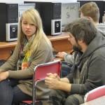 Zajęcia dla uczniów prowadzone przez pedagogów ASP w Warszawie