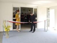 Uroczyste otwarcie wystawy pokonkursowej