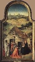 Bosch, Pokłon Trzech Króli, 1510