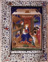 Maitre de Boucicaut, Pokóln Trzech Króli, Godzinki, 1408