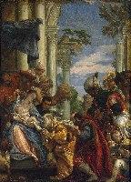 Veronese, Pokłon Trzech Króli, 1570