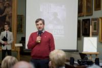 Krzysztof Dąbek, dyrektor Zespołu Szkół Plastycznych im. C. K. Norwida w Lublinie