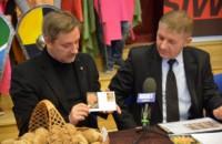 Kartki i znaczki z dekoracjami wykonanymi przez ZSP w Lublinie