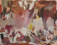 Obraz malarski Joanny Cisek. Kliknięcie w miniaturkę obrazka spowoduje wyświetlenie powiększonego zdjęcia.