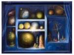Praca malarska Marcina Sudzińskiego. Kliknięcie w miniaturkę obrazka spowoduje wyświetlenie powiększonego zdjęcia.