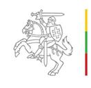 Logo Ambasady Litwy