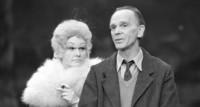 Barbara Krafftówna i Henryk Borowski (fot. TVP). Kliknięcie spowoduje wyświetlenie powiększonego zdjęcia.
