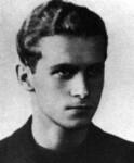 Krzysztof Kamil Baczyński. Kliknięcie w miniaturkę obrazka spowoduje wyświetlenie powiększonego zdjęcia.