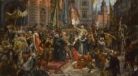 Konstytucja 3 maja, Zamek Królewski w Warszawie, fot. A. Ring, L. Sandzewicz. Kliknięcie w obrazek spowoduje przejście do artykułu.