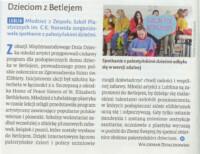 Artykuł i zdjęcie: Uczenniec ZSP w Lublinie w czasie spotkania siedzą na ławce. Kliknięcie w miniaturkę obrazka spowoduje wyświetlenie powiększonego zdjęcia.